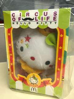 麥記Hello Kitty公仔
