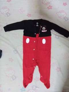 Disney baby and Tender kisses onesies cover all 2pcs
