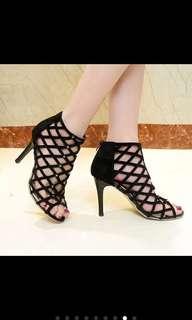 Korean gladiator style shoes