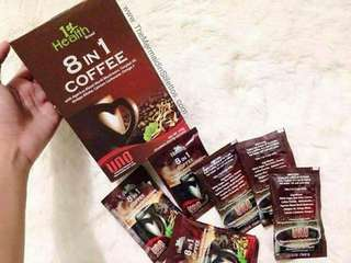 1st Health 8 in 1 COFFEE