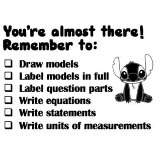 Reminders for a Mathematician