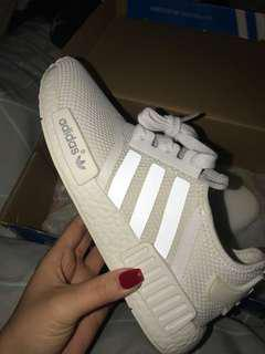 NMDs WOMENS size 5