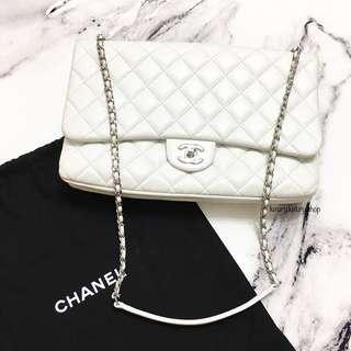 CHANEL Lamb Skin Flap Bag
