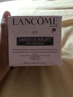 Lancome Absolue Night Precious Cells