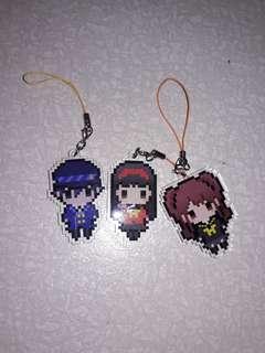 Persona 4 Keychains Set