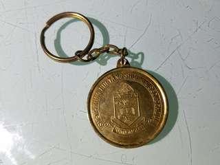 老香港懷舊鎖匙扣e