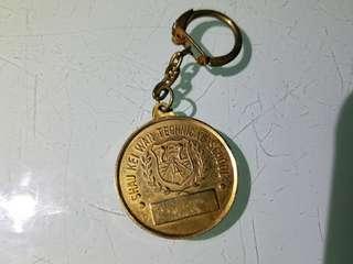老香港懷舊鎖匙扣f