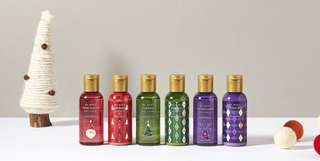 Innisfree My Body Miniature Set Holiday Limited Edition