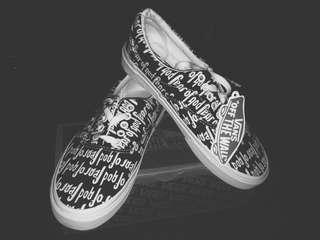 Class A. Vans Shoes