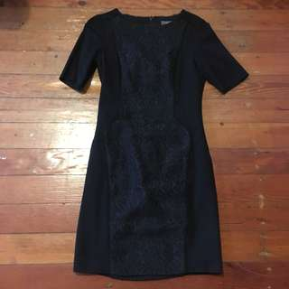 Marcs black dress