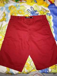 Giordano red short