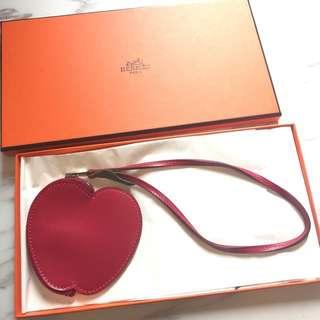 Hermes Apple Charm 蘋果charm