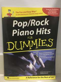 Piano Hits For Dummies