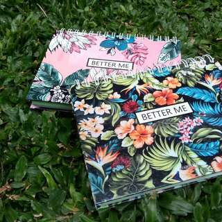 Notebook - Journal - Cash Book - Buku Custom