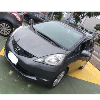 2010年 本田 FIT 灰色 實在有夠划算 便宜賣 專營台灣優質中古車-二手車