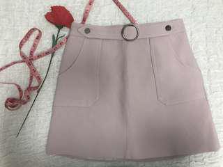 PurPur Pink Skirt