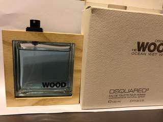 DSQUARED2 He Wood Ocean Wet Wood for men Eau de Toilette EDT 100