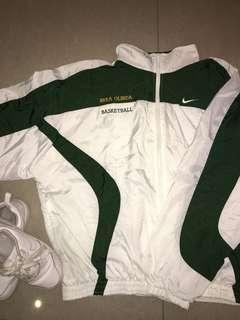 Authentic Nike Track Jacket