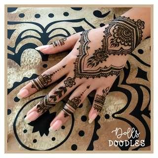 Henna #16