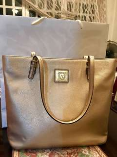 Anne klein Gold Perfect Tote Bag