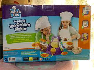 Taste n'Fun Ice cream maker