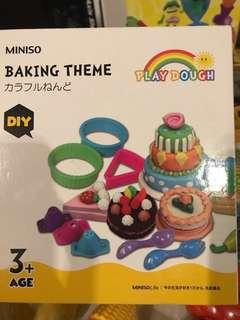 Clay Baking set