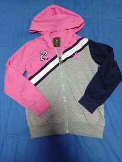 Beverly Hills hood jacket
