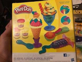 Play-Doh Ice Cream set