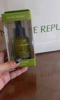 Nature republic olive ampoule