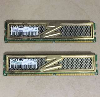DDR2 SDRAM 4GB (2x2GB) 240-pin