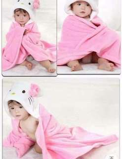 Characyer baby towel
