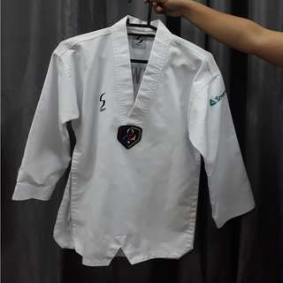 Shift Taekwondo Uniform (Complete Set)! Almost New!