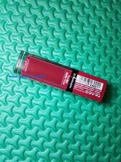 Ready new Bourjois rouge edition velvet 02 Frambourjoise matte lipstick