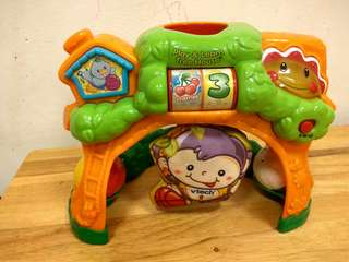 Vtech Play and Learn Tree house