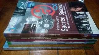 Grade 11 SHS Books