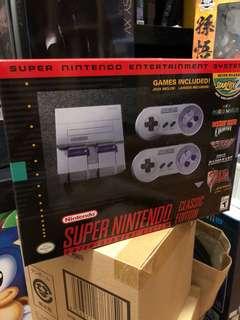 Super Nintendo SNES Classic