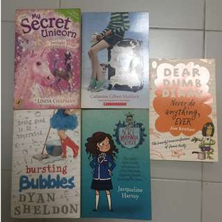 Various Novel for teen