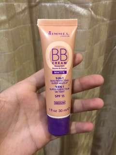 Rimmel - bb cream (matte, shade: medium)
