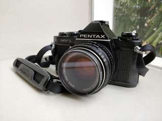 Pentax MV-1 Film Camera