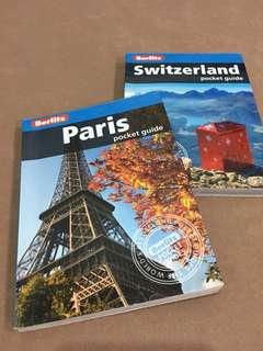 Berlitz Pocket Guide - Paris, Switzerland