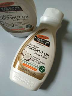 🚚 Palmer's Cocoa Butter Formula Indulgent Coconut Oil with Vitamin E Body Lotion #HariRaya35