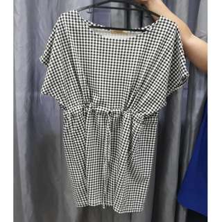 Plus Size Long Blouse