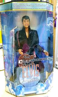 Elvis Presley Collector Edition 貓王