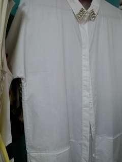 韓國白色領 兩有閃石