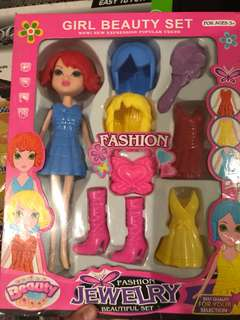 Fashion Doll set
