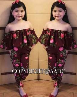 Fashion kids womens