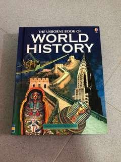 BRAND NEW Usborne Book of World History