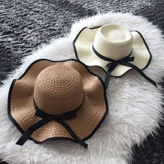 Beach Hat / Straw Hat