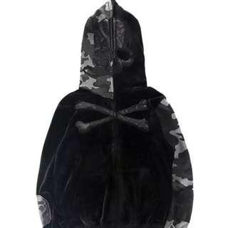 Bape x mastemind hoodie