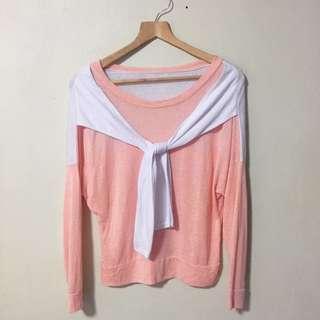 Bicolor Comfort Sweater
